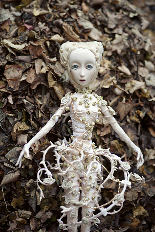 La belle femme de la mer IV by jolanta-robert