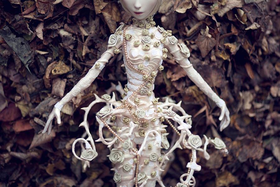 La belle femme de la mer V by jolanta-robert