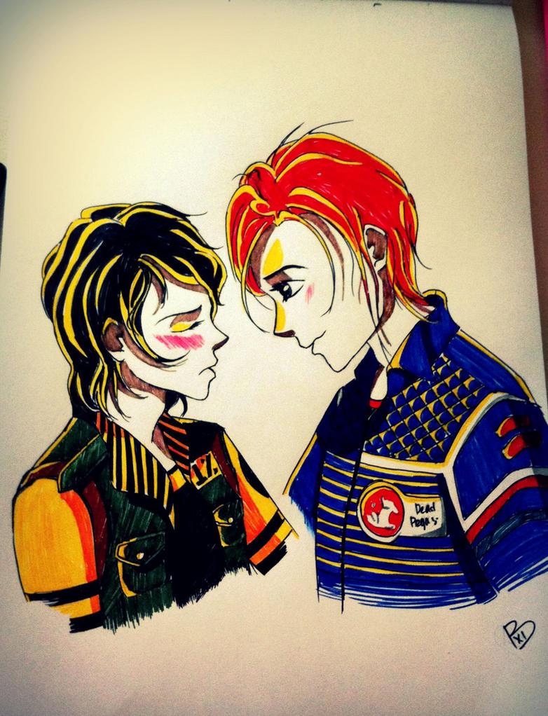 Autolycus Fan Art Frerard: Cute by Banan...