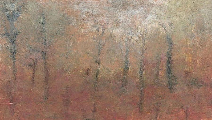 Kamil Jerzyk-Strange wood by Merkucjo89