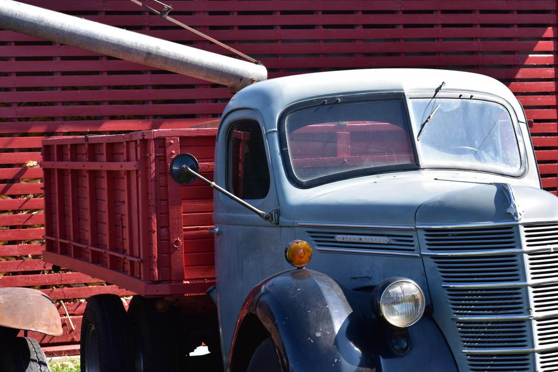 Old Truck by HoosierDesign