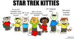 Star Trek Kitties