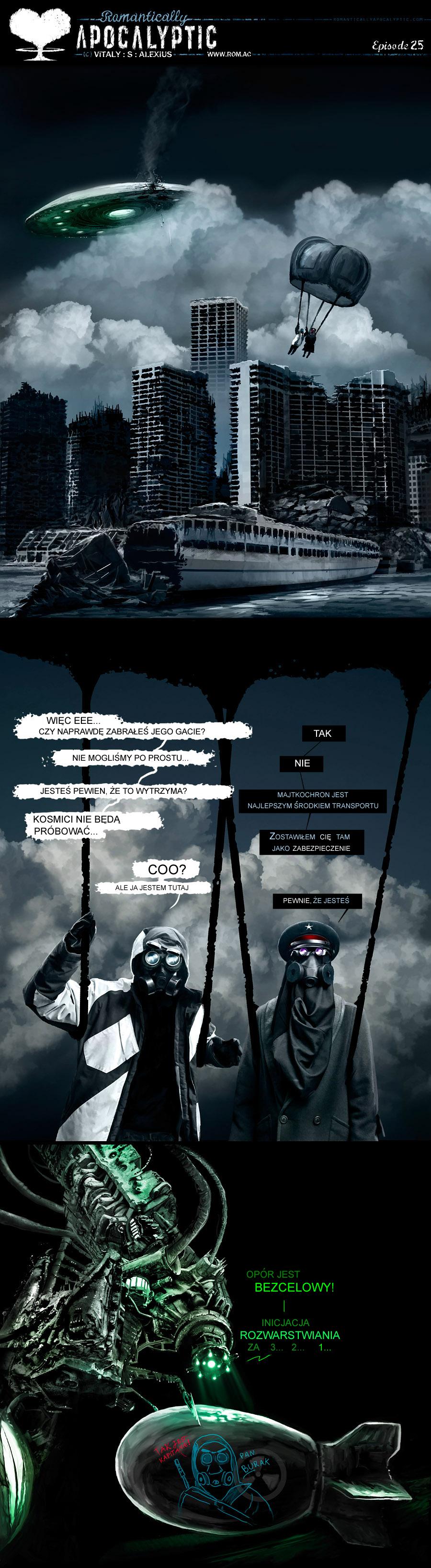 Romantically Apocalyptic 25 PL by Shyga