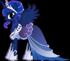 Princess Luna Gala Dress