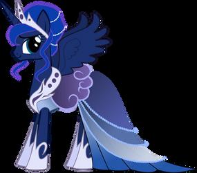 Princess Luna Gala Dress by Senwyn1