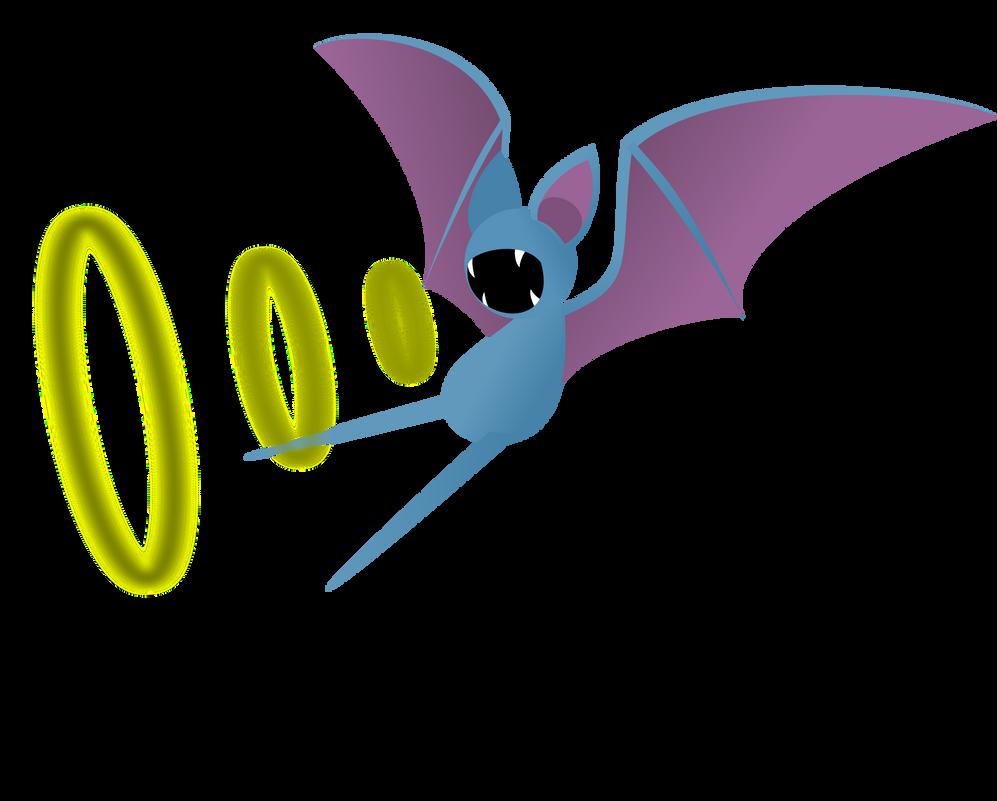 Zubat Solo (DA Pokemon Collab) by Senwyn1