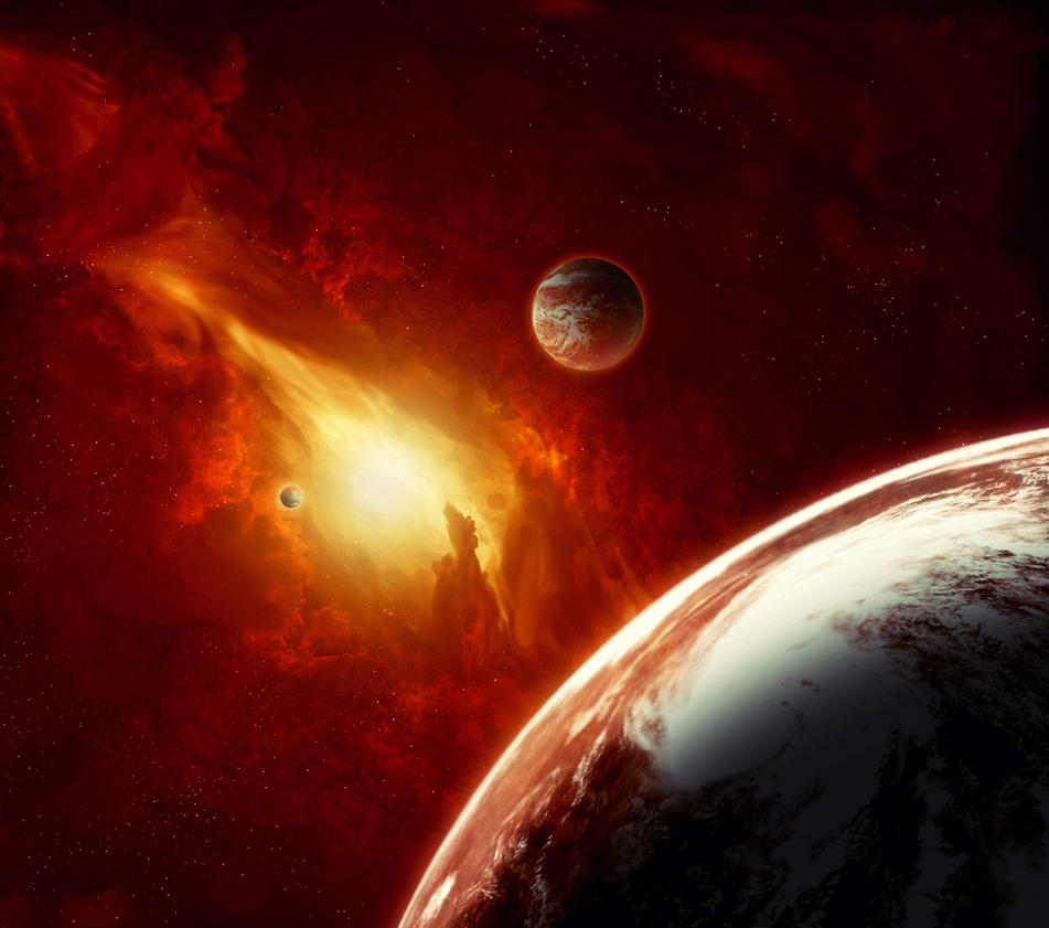 Nebula Study by Groundbase