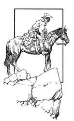 Cowboy by johnsonverse