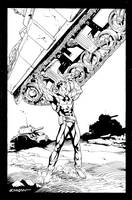 Wonderman by johnsonverse