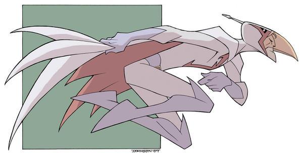 Gatchaman by johnsonverse