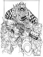 Warhammer sketch by johnsonverse