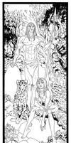 Tarzan by johnsonverse