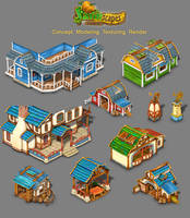 Building for Farmscapes by roma-n