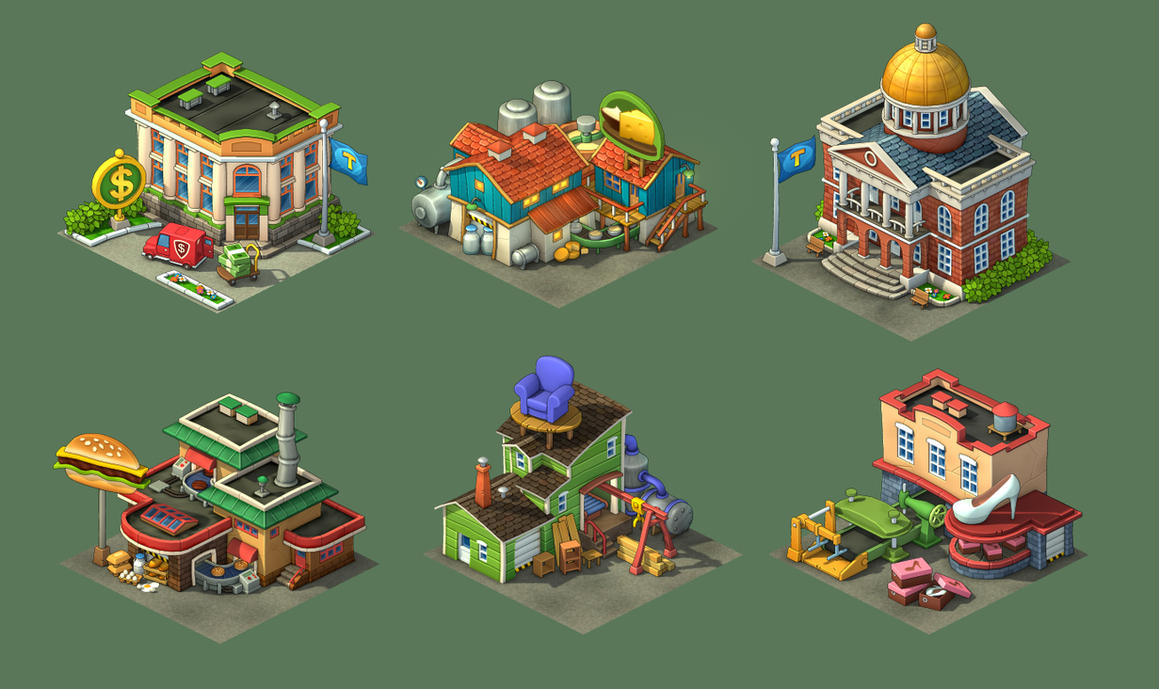 Township Building 01 By Roma N On Deviantart