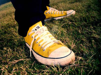 Yellow by allstars