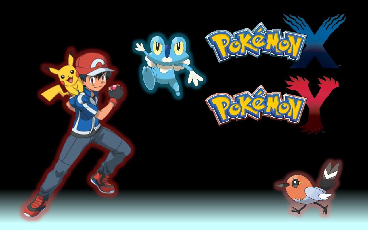Pokemon X Y Wallpaper 436846136