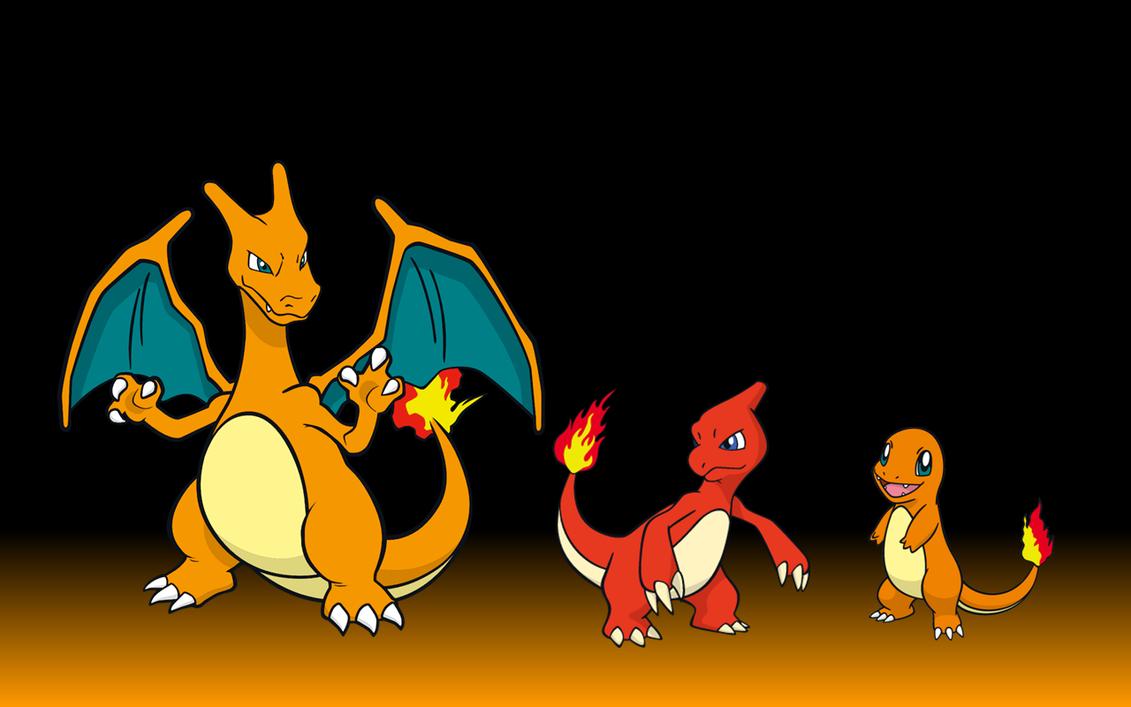 Charmander Pokemon Wallpaper by NatuTorchic on DeviantArt