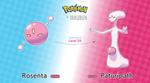 Fakemon: Rosenta and Paturipath by Inkubun