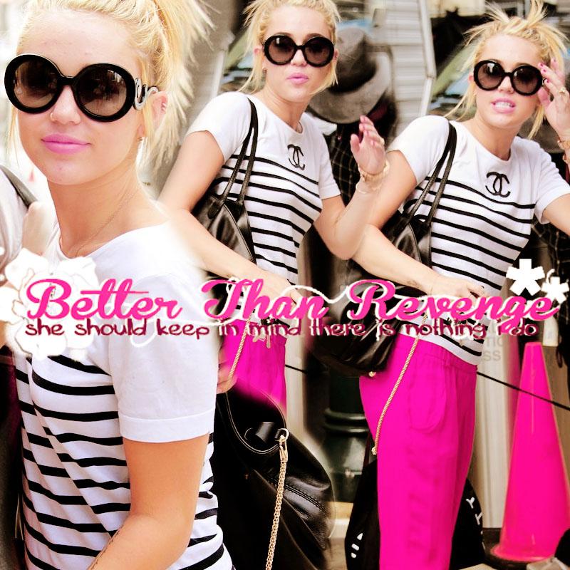 Miley Tomlinson by TutorialsLove