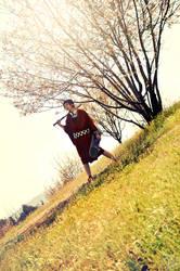 Misaki - Kimono Version by PaperTwilight