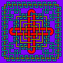 Celtic Knots On MS Paint 2 by fitipaldi93