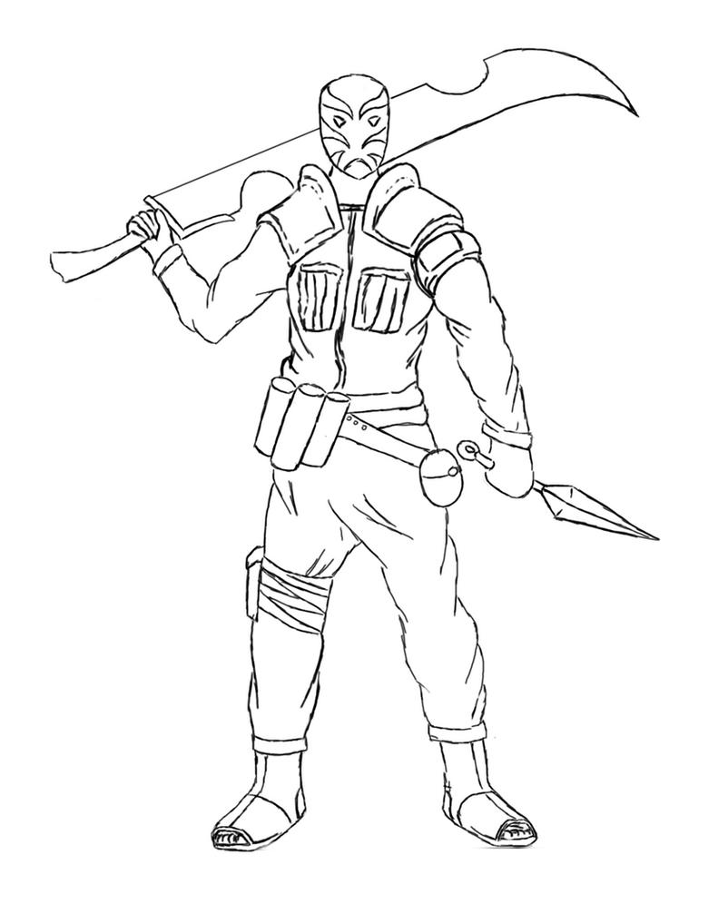 Swordsmen of the Leaf by fitipaldi93