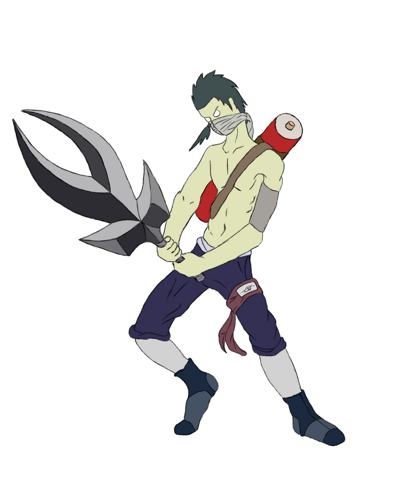 Swordsmen Of The Leaf 2 by fitipaldi93