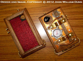 The iCog Dione V5 case for iPhone 5/5s by J-Wilhelm