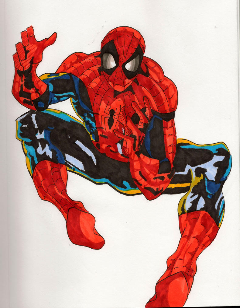 The Spectacular Spider-Man by DannyEX