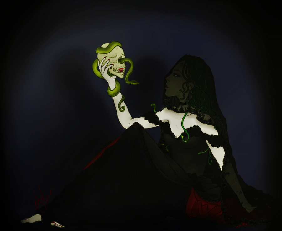 Medusa by Faelenn