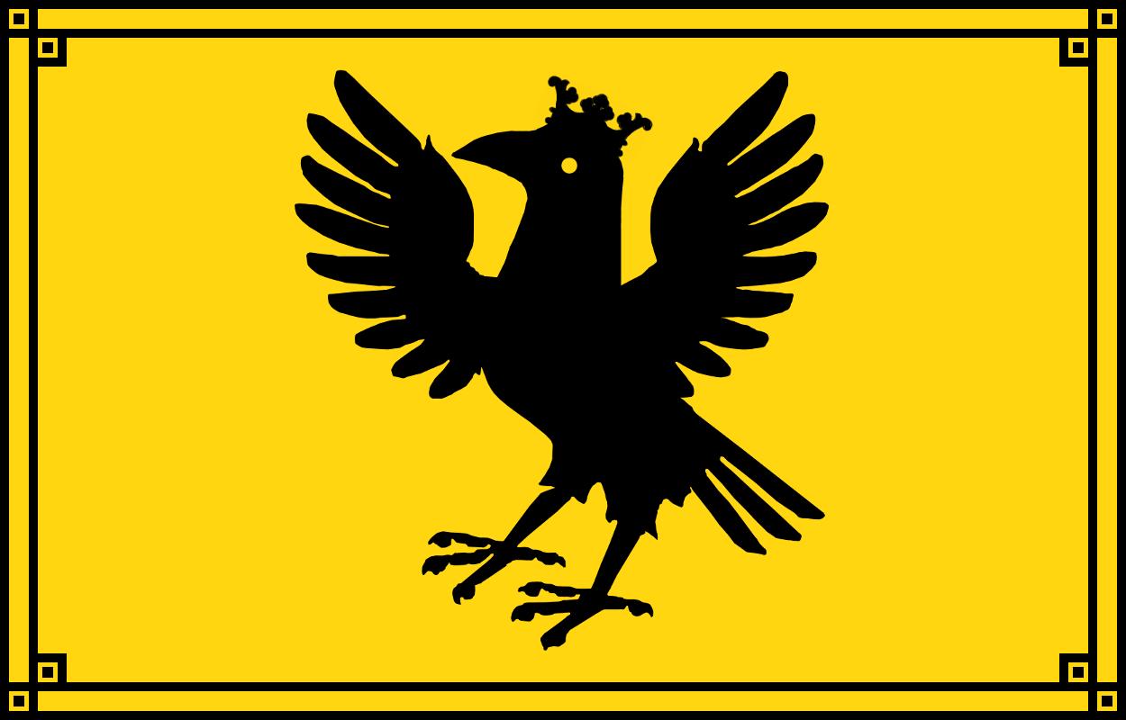 norse gael kingdom of ireland flag by rarayn on deviantart