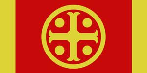 Peloponnesian Empire Flag