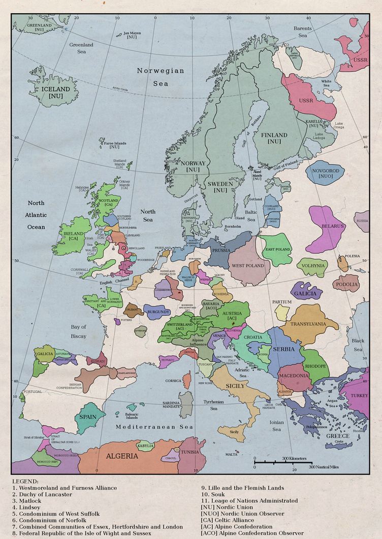 1983: Doomsday Europe -2011- Map Request by Rarayn on DeviantArt