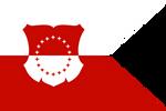 Great Hesperian Commonwealth Flag