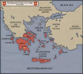 Peloponnese Empire