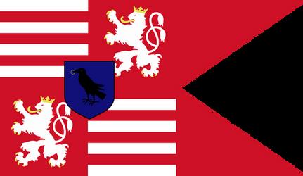 Corvinus' Black Army Flag