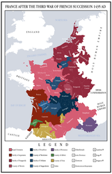 Things Fall Apart - France in 1435