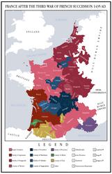 Things Fall Apart - France in 1435 by Rarayn
