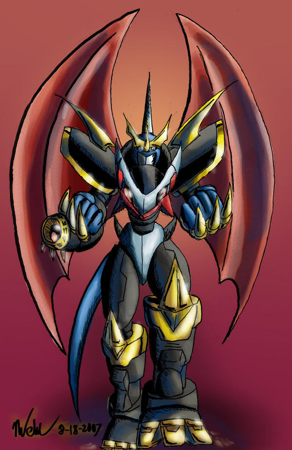 Imperaildramon Fightermode 2 by blademanunitpi on DeviantArt