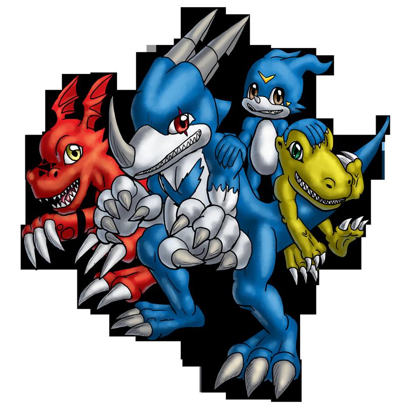 GoggleBoy Digimon by blademanunitpi