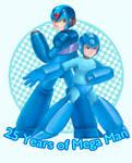 25 Years of Mega Man