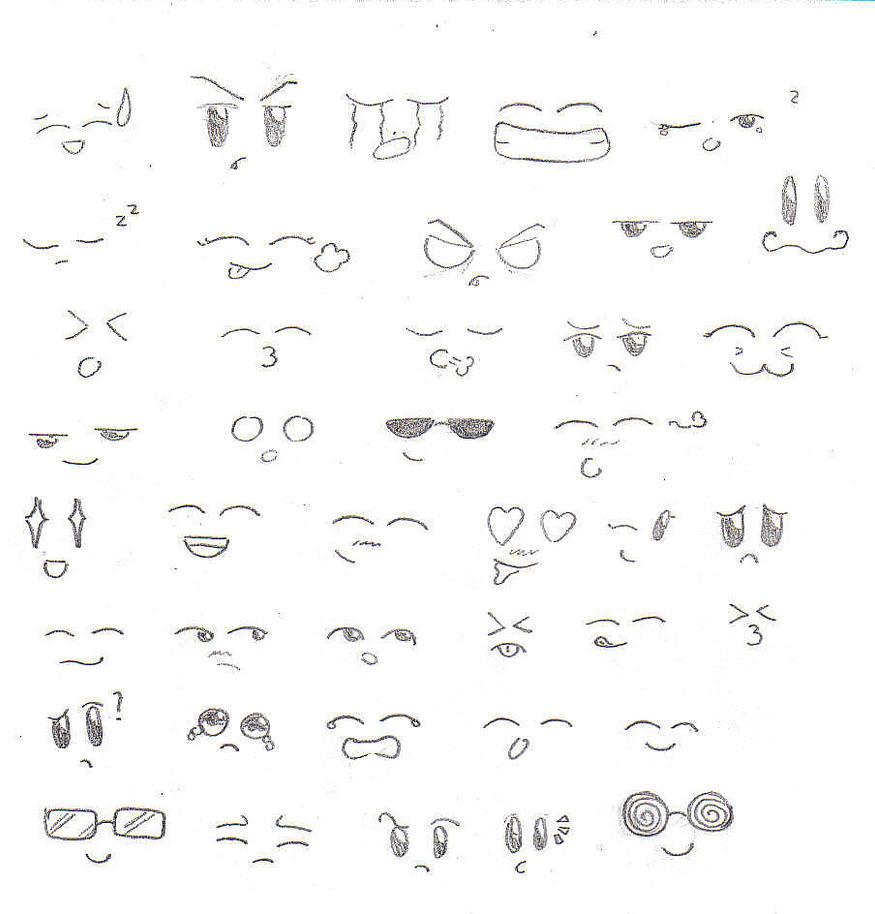 Expressions by marowar