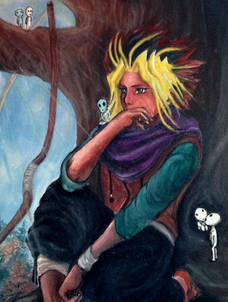 Yugioh AU - The Archer by serennac