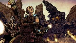 Gears of War 3 Contest