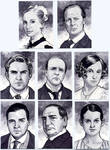 Downton Abbey Sketch Cards