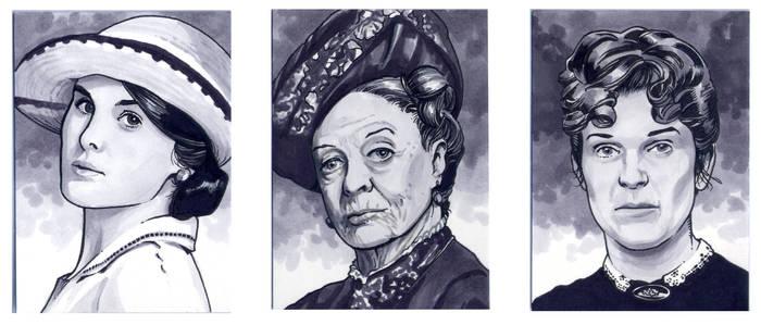 Downton Abbey Cards 3: Abbey Harder!
