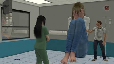 Hospital by Allogagan