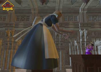 Alice Vs Queen by Allogagan