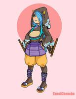 Fantasy Precure: Taiko by VanessaFardoe