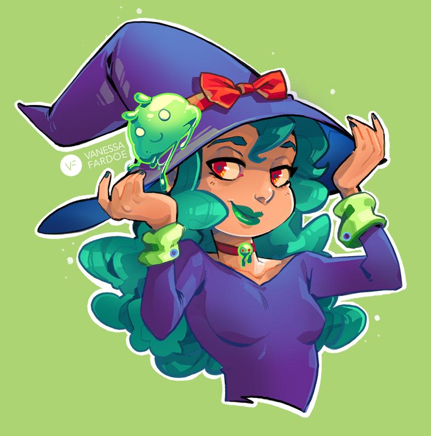 Original Art: Guu Witch by VanessaFardoe